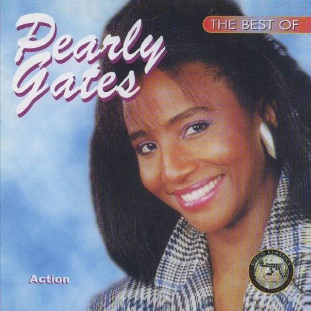 Pearly Gates BEST OF CD