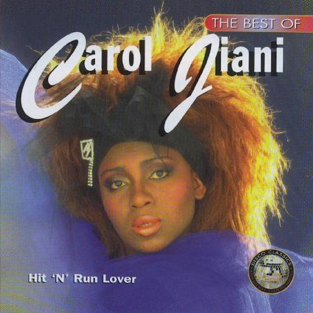 Carol Jiani BEST OF CD