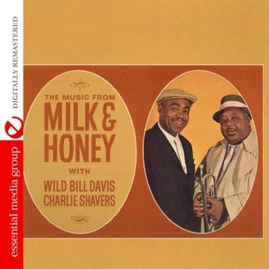 Wild Bill Davis THE MUSIC FROM MILK & HONEY CD