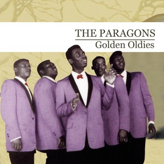 The Paragons GOLDEN OLDIES CD