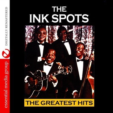 Ink Spots THE GREATEST HITS CD