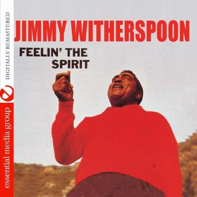 Jimmy Witherspoon FEELIN THE SPIRIT CD