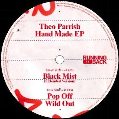 Theo Parrish HAND MADE Vinyl Record