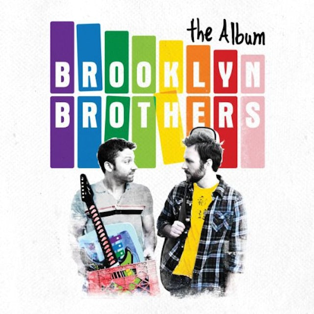 Brooklyn Brothers ALBUM Vinyl Record