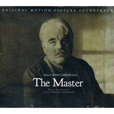 Jonny Greenwood MASTER / Original Soundtrack CD