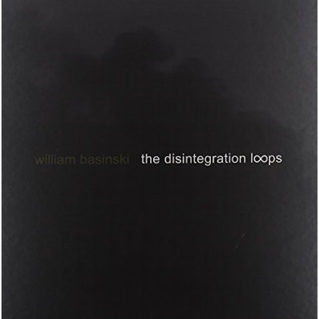 William Basinski DISINTEGRATION LOOPS Vinyl Record
