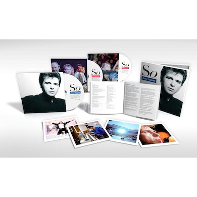 Peter Gabriel SO (25TH ANNIVERSARY EDITION) (DELUXE EDITION) CD