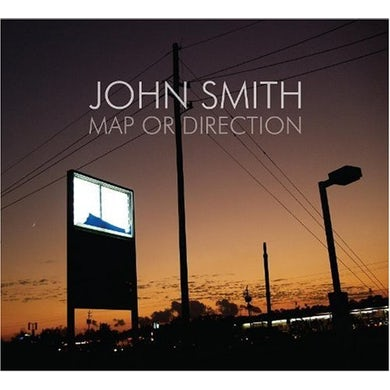 John Smith MAP OR DIRECTION CD