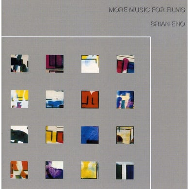 Brian Eno MORE MUSIC FOR FILMS CD