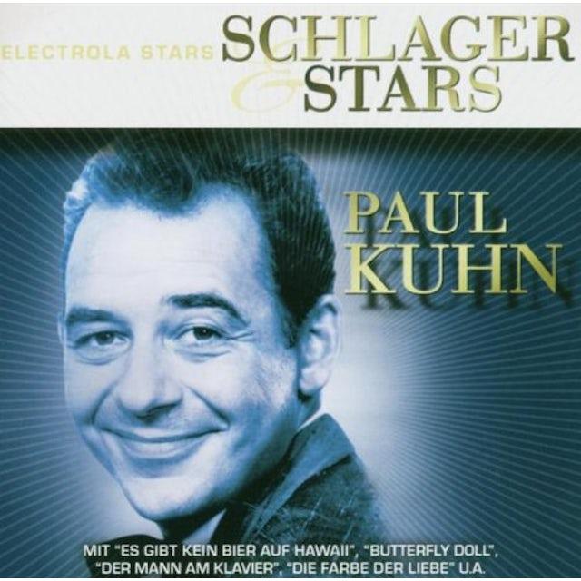 Paul Kuhn SCHLAGER & STARTS: DIE 70ER JAHRE CD