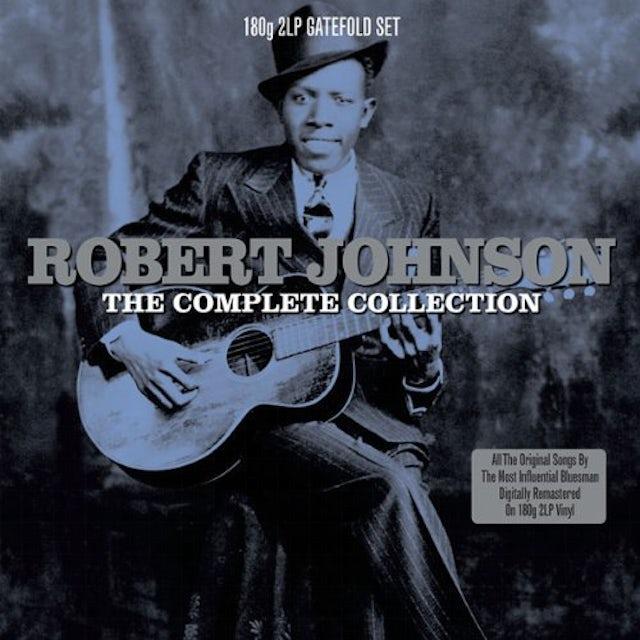 Robert Johnson COMPLETE COLLECTION Vinyl Record
