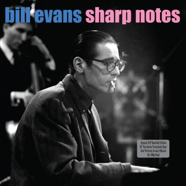 Bill Evans SHARP NOTES Vinyl Record