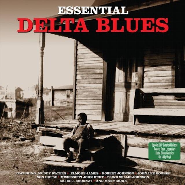 Essential Delta Blues / Various Vinyl Record