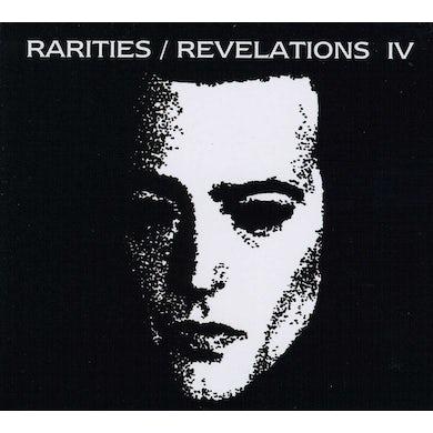 Saviour Machine RARITIES/REVELATIONS IV CD