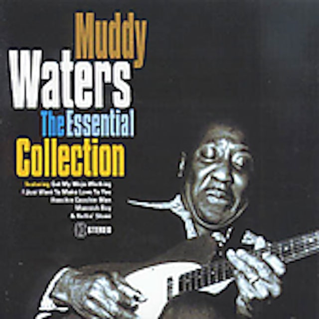 Muddy Waters ESSENTIAL COLLECTION CD