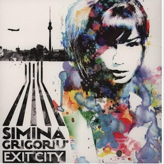 Simina Grigoriu EXIT CITY Vinyl Record