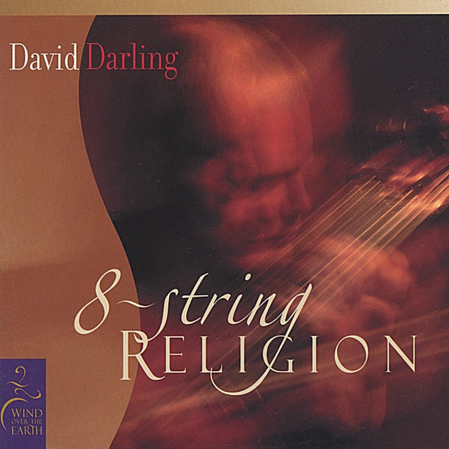 David Darling 8-STRING RELIGION CD
