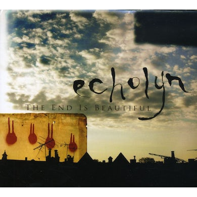 Echolyn THE END IS BEAUTIFUL CD
