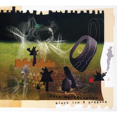 Erik Friedlander BLOCK ICE & PROPANE CD