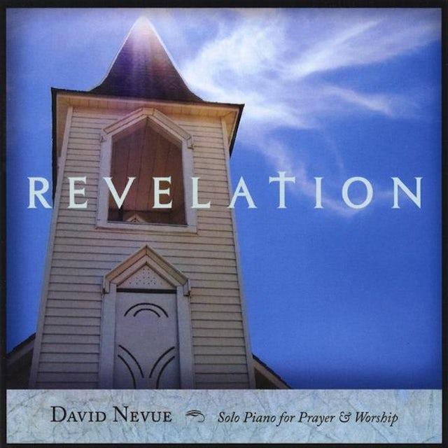 David Nevue REVELATION: SOLO PIANO FOR PRAYER & WORSHIP CD