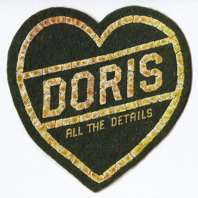 Doris ALL THE DETAILS CD