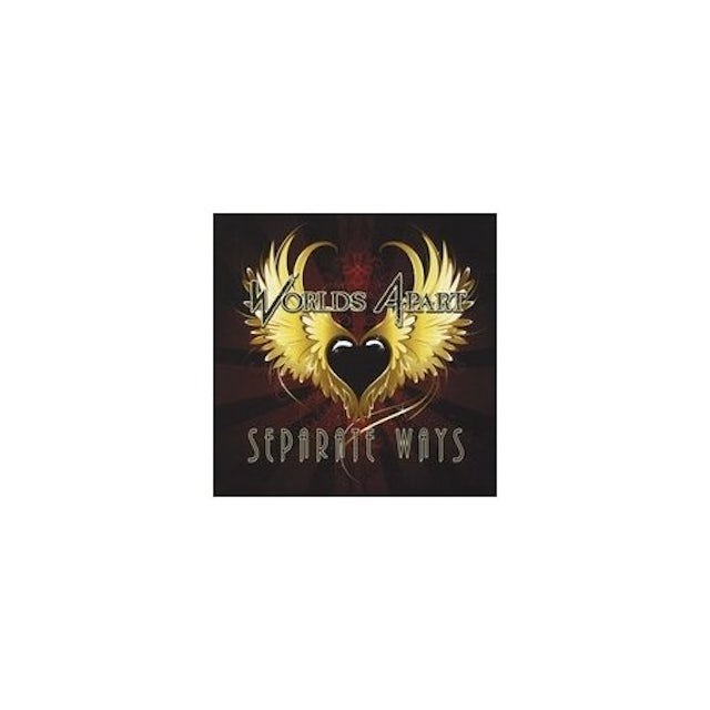 Worlds Apart SEPARATE WAYS CD