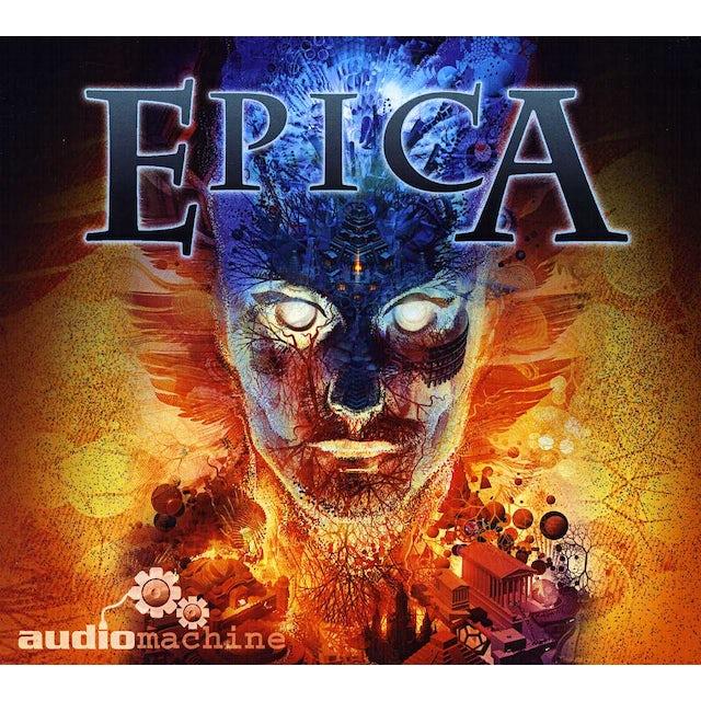 Audiomachine EPICA CD