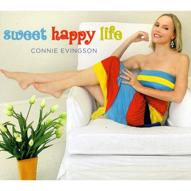 Connie Evingson SWEET HAPPY LIFE CD