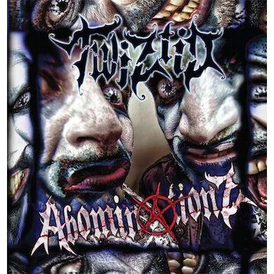 Twiztid ABOMINATIONZ (MADROX VERSION) CD