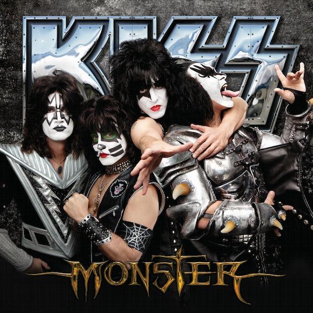 Kiss MONSTER CD