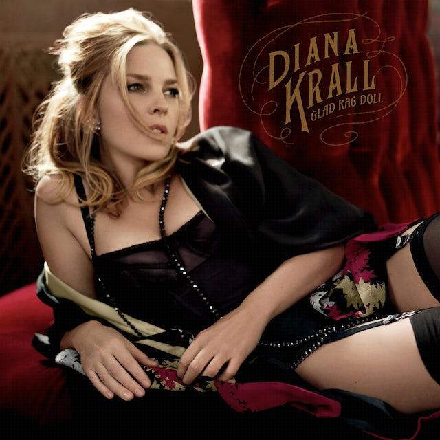 Diana Krall GLAD RAG DOLL Vinyl Record