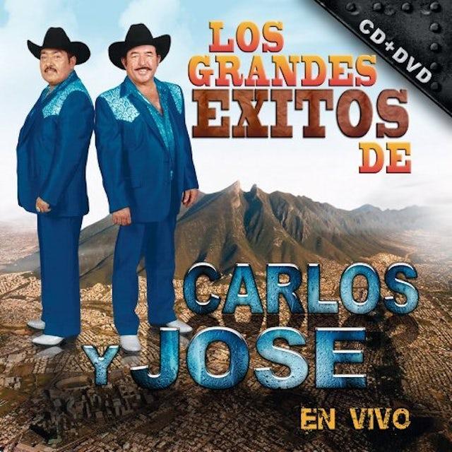 Carlos Y Jose GRANDES EXITOS DE: EN VIVO CD