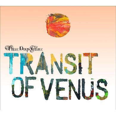 Three Days Grace TRANSIT OF VENUS CD