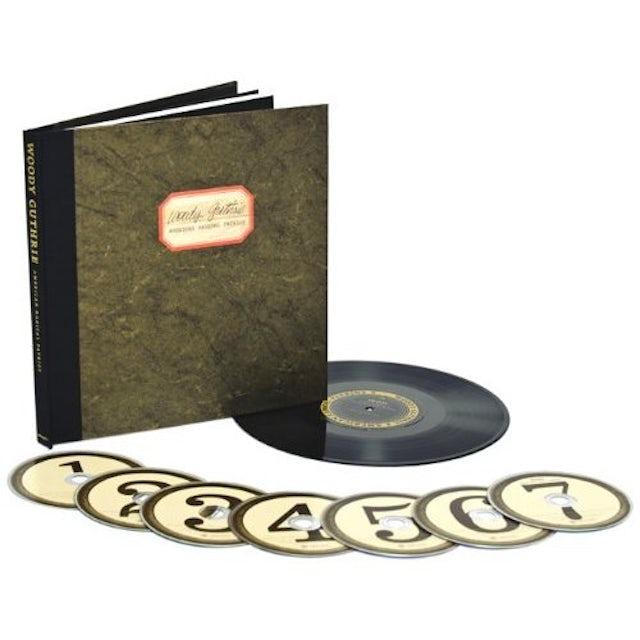 Woody Guthrie AMERICAN RADICAL PATRIOT CD