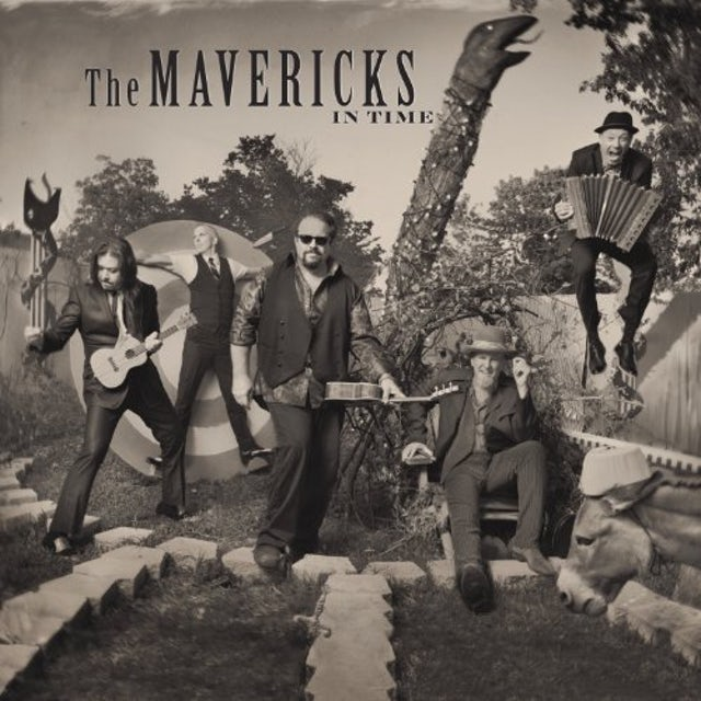 Mavericks IN TIME Vinyl Record