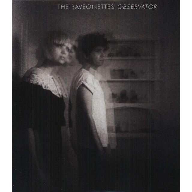 The Raveonettes OBSERVATOR Vinyl Record