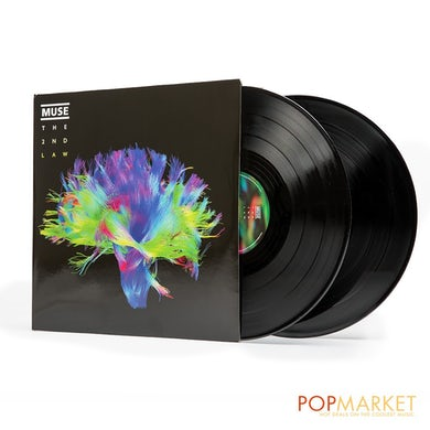 Muse 2ND LAW Vinyl Record