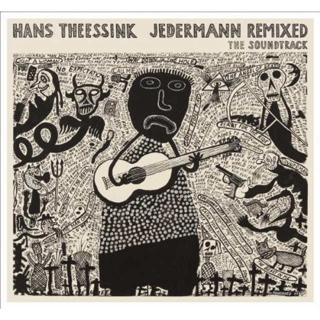 Hans Theessink JEDERMANN REMIXED - THE SOUNDTRACK Vinyl Record
