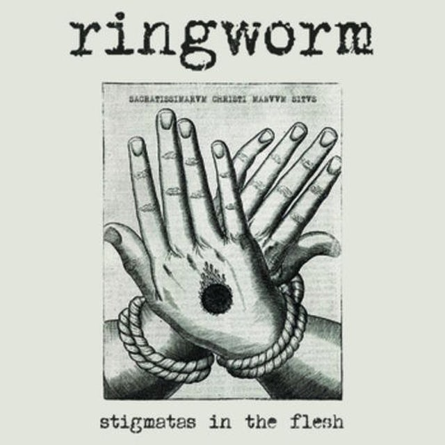 Ringworm STIGMATAS IN THE FLESH Vinyl Record - MP3 Download Included, Limited Edition