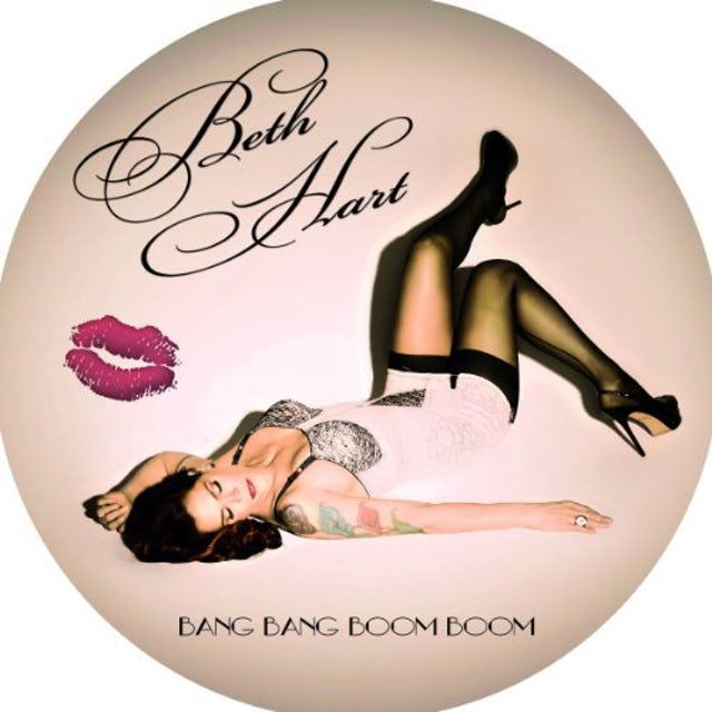 Beth Hart BANG BANG BOOM BOOM Vinyl Record
