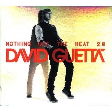 David Guetta NOTHIN BUT THE BEAT 2.0 CD