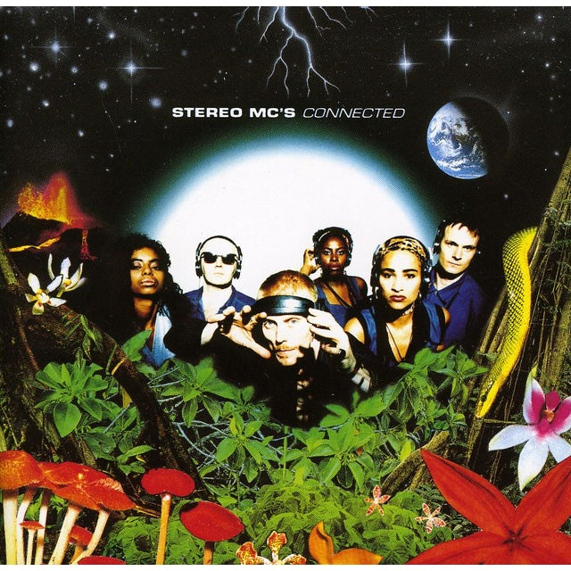 Stereo MC's CONNECTED CD