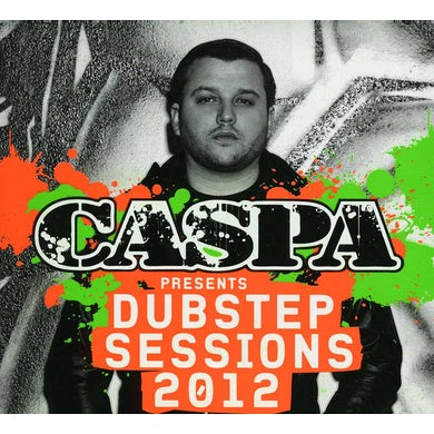 PRESENTS DUBSTEP SESSIONS 2012 CD