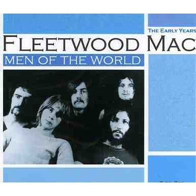 Fleetwood Mac MEN OF THE WORLD CD
