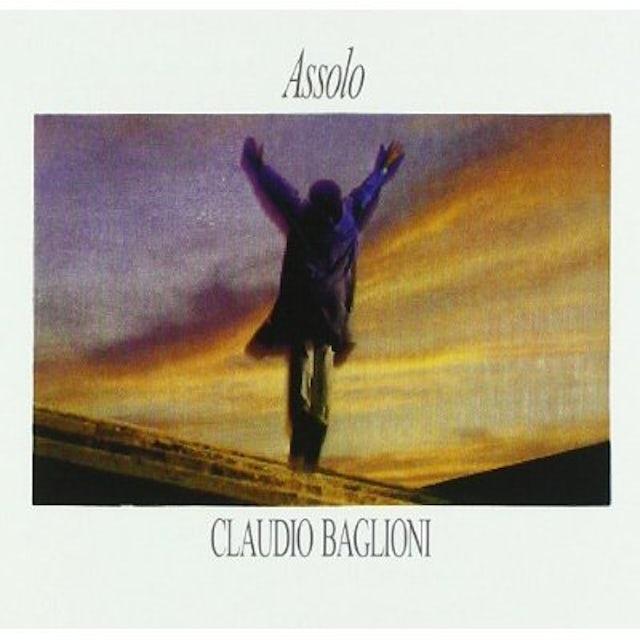Claudio Baglioni ASSOLO CD