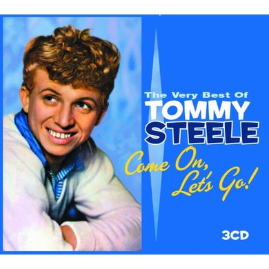 Tommy Steele COME ON LET'S GO: BEST OF CD