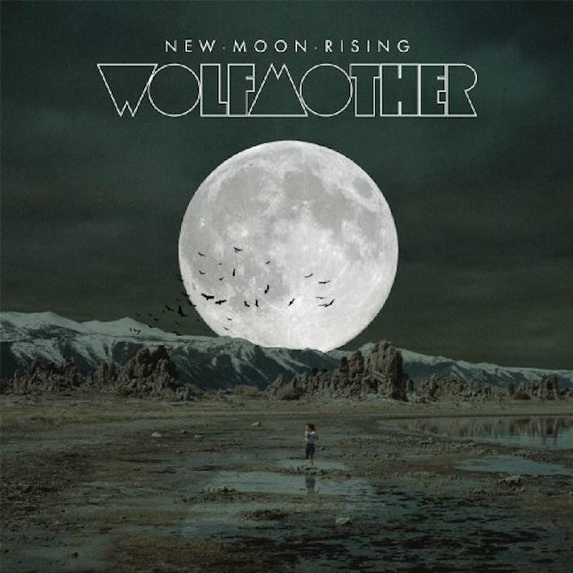 Wolfmother NEW MOON RISING Vinyl Record