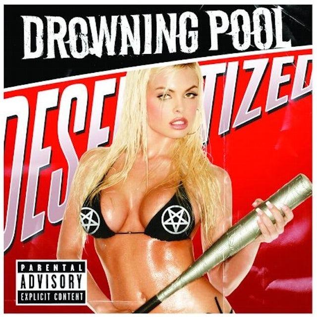 Drowning Pool DESENSITIZED CD