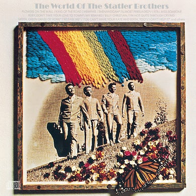 WORLD OF THE STATLER BROTHERS CD
