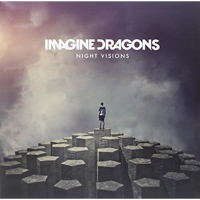 Imagine Dragons NIGHT VISIONS Vinyl Record